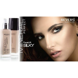 Revers Mineral Perfect 23 Beige Beżowy  Podkład mineralny