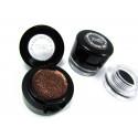 USHAS BROKATOWY CIEŃ czarny + eyeliner w żelu no.6